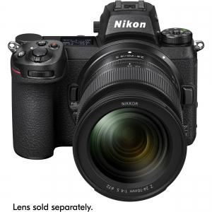 NIKON Z 7II Kit cu Adaptor FTZ  - Nikon Z 7II Mirrorless Digital Camera11