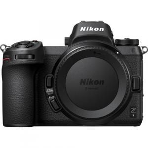 Nikon Z7 Body + adaptor FTZ -  Aparat Foto Mirrorless Full Frame 45.7MP Video 4K  Wi-Fi2