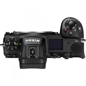 Nikon Z7 Body + adaptor FTZ -  Aparat Foto Mirrorless Full Frame 45.7MP Video 4K  Wi-Fi4