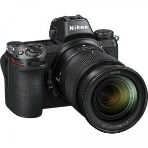 Nikon Z7 kit Nikkor Z 24-70mm f/4 S - Aparat Foto Mirrorless Full Frame 45.7MP Video 4K  Wi-Fi1