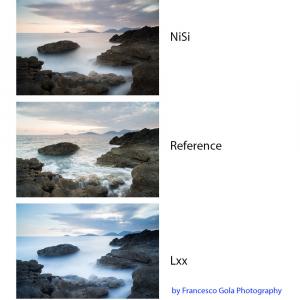 NiSi NANO REVERSE IR GND8 100x150mm - filtru neutru gradual 0.9 la 0.15 / 3 la 0.5 stopuri9