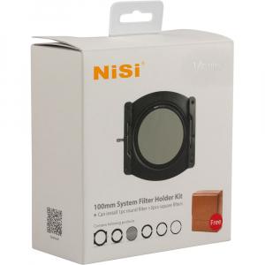NiSi V5-Pro 100mm system filter holder + kit filtru CPL 86mm + adaptoare 82,77,72,67mm7