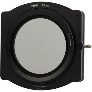 NiSi V5-Pro 100mm system filter holder + kit filtru CPL 86mm + adaptoare 82,77,72,67mm4