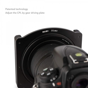 NiSi V5-Pro 100mm system filter holder + kit filtru NC Landscape CPL 86mm + adaptoare 82,77,72,67mm4