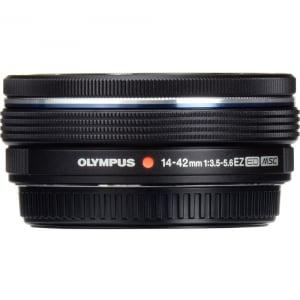 Olympus 14-42mm f/3.5-5.6 EZ ED MSC Black Pancake [1]