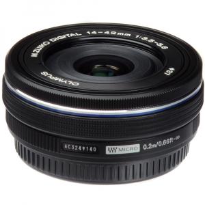 Olympus 14-42mm f/3.5-5.6 EZ ED MSC Black Pancake [3]