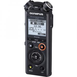 Olympus LS-P4 Video Kit -  reportofon Linear PCM Audio Recorder Videography Kit [4]
