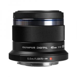 Olympus M.ZUIKO 45mm f/1.8 MSC , black2