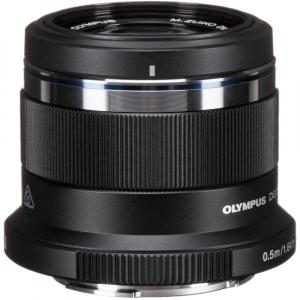 Olympus M.ZUIKO 45mm f/1.8 MSC , black1