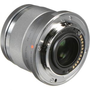 Olympus M.ZUIKO 45mm f/1.8 MSC , silver [3]