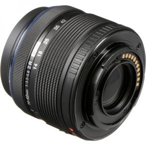 Olympus M.Zuiko Digital ED 14-42 mm f/3.5-5.6 ll R negru (bulk)3