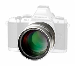 Olympus M.ZUIKO DIGITAL ED 75mm f/1.8 MSC (Micro 4/3) Black1