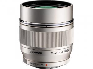 Olympus M.ZUIKO ED 75mm f/1.8 MSC ,  silver0