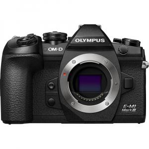 Olympus OM-D E-M1 Mark III Aparat Foto Mirrorless MFT 20.4MP,  body0
