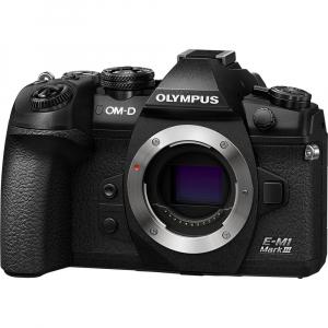 Olympus OM-D E-M1 Mark III Aparat Foto Mirrorless MFT 20.4MP,  body1