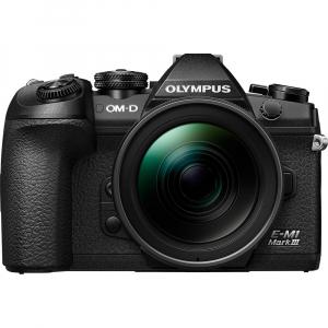 Olympus OM-D E-M1 Mark III cu obiectiv ED 12-40mm f/2.8 PRO, kit1