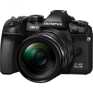 Olympus OM-D E-M1 Mark III cu obiectiv ED 12-40mm f/2.8 PRO, kit0