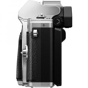 Olympus OM-D E-M10 Mark III Body argintiu [4]