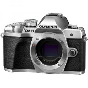 Olympus OM-D E-M10 Mark III Body argintiu [6]