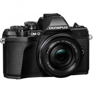 Olympus OM-D E-M10 Mark III kit cu 14-42mm EZ Pancake negru [7]