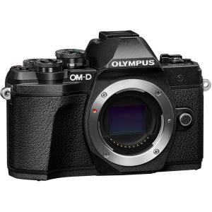 Olympus OM-D E-M10 Mark III kit cu 14-42mm II R negru5