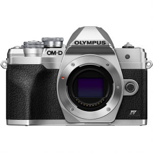 Olympus OM-D E-M10 Mark IV Aparat Mirrorless Silver Kit cu M.Zuiko Digital 14-150mm F4.0-5.6 II black [1]