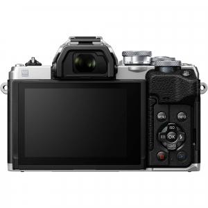 Olympus OM-D E-M10 Mark IV Aparat Mirrorless Silver Kit cu M.Zuiko Digital 14-150mm F4.0-5.6 II black [3]