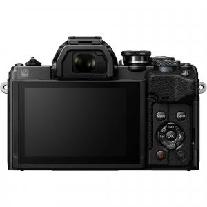 Olympus OM-D E-M10 Mark IV Aparat Foto Mirrorless 20.3MP Body Black [2]