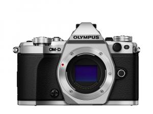 Olympus OM-D E-M5 Mark II  body  -Argintiu [0]