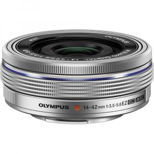 Olympus OM-D E-M5 Mark III kit Olympus 14-42mm f/3.5-5.6 EZ ED MSC Pancake - argintiu5