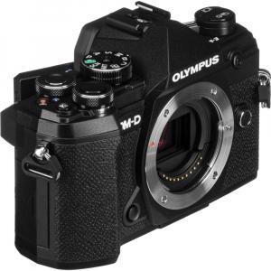 Olympus OM-D E-M5 Mark III - negru kit Olympus 12-200mm f/3.5-6.3 [4]