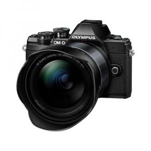 Olympus OM-D E-M5 Mark III - negru kit Olympus 12-200mm f/3.5-6.3 [0]