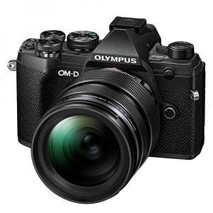 Olympus OM-D E-M5 Mark III - negru kit Olympus 12-40mm f/2.8 PRO [0]