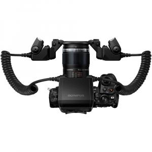 Olympus STF-8 - Blitz macro dublu pt aparate foto mirrorless [1]