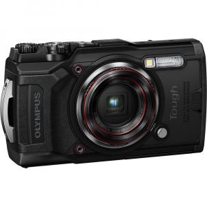 Olympus TG-6 negru - aparat foto compact subacvatic0