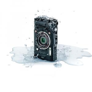 Olympus TG-6 negru - aparat foto compact subacvatic1