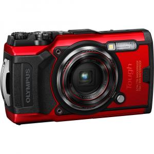 Olympus TG-6 rosu - aparat foto compact subacvatic0