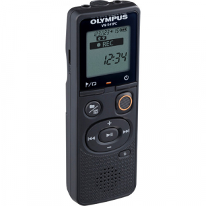 Olympus VN-541PC  si ME52 , reportofon [1]