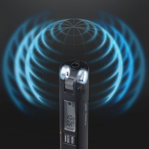 Olympus VP-10 - reportofon Stilou 4GB [10]