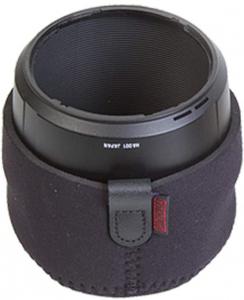 """OP/TECH 8001262 3"""" Mini Hood Hat - Black 3"""