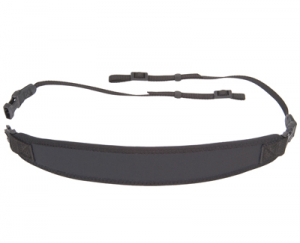 OP/TECH Classic Strap™ Black - Curea de umar0