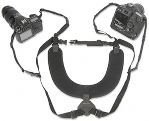 "OP/TECH Dual Harness 3/8"" X-Long - Ham doua aparate3"