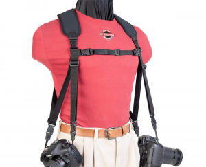 OP/TECH Dual Harness Uni-Loop Regular - Ham doua aparate1