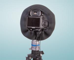 OP/TECH Mega Shoot Cover™ MSC2 -Black1