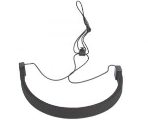 OP/TECH  Mini Loop Strap™ - QD Black - Curea de umar aparat compact0
