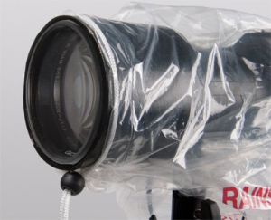 "OP/TECH Rainsleeve™ mega 25""  - set 2 huse ploaie aparat SLR3"