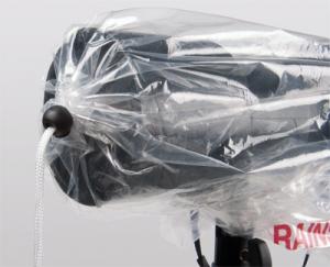 "OP/TECH Rainsleeve™ mega 25""  - set 2 huse ploaie aparat SLR4"