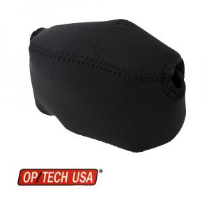 OP/TECH Soft Pouch™ - Body Cover Auto - husa neopren neagra [0]