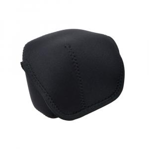 OP/TECH Soft Pouch™ - Body Cover Midsize Black- husa neopren neagra1