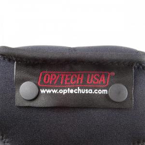 OP/TECH Soft Pouch™ D-M 4/3 Black - husa neopren neagra2